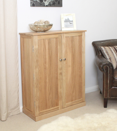 mobel oak large shoe cupboard 3960 p jpg