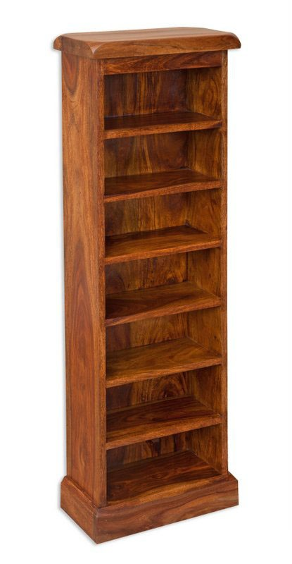 Vellar Indian Sheesham CD DVD Rack